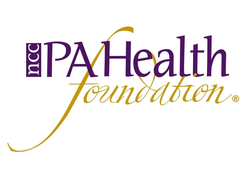 nccPA Health Foundation logo